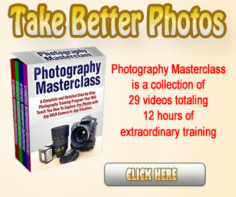 Photography Masterclass