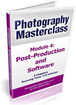 Photography Masterclass - Module Four