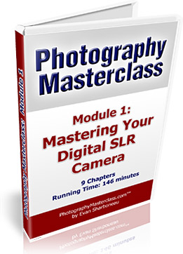 Photography Masterclass - Module One