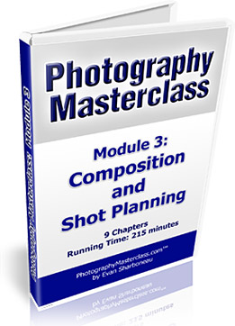 Photography Masterclass - Module Three