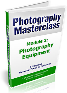 Photography Masterclass - Module Two